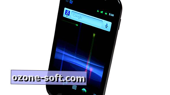 Priključivanje i vruća točka na Nexusu S
