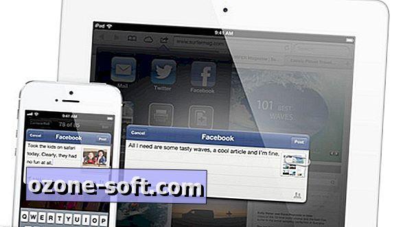 IOS 6 पर फेसबुक एकीकरण को समझना