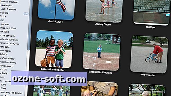 फोटो को व्यवस्थित करने के लिए iPhoto इवेंट्स का उपयोग कैसे करें