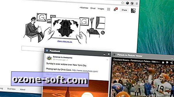 فتح الصفحات في Chrome كألواح بامتداد PIP Viewer