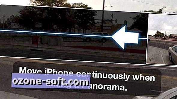 Suggerimento per iOS 6: cambia la direzione di una foto panoramica
