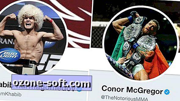 McGregor-Nurmagomedov borba: Slijedite ove Twitter račune