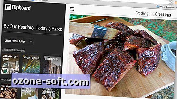 A Flipboard használatának megkezdése az interneten
