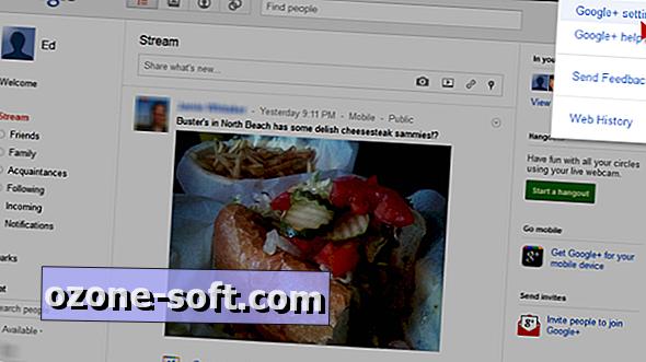 Sådan slettes din Google+ konto