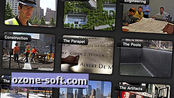 Spomienky na 9/11 cez iPad
