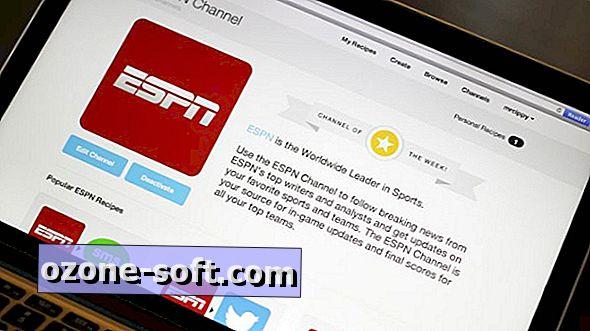 Kasutage IFTTT-i, et saada uudiseid uudiste saamiseks, ESPN-i värskendusi