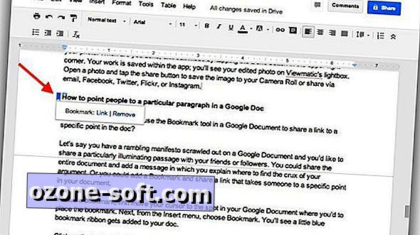 Kuidas suunata inimesed Google Doci konkreetsesse kohta