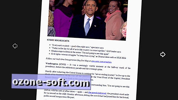 Utilisez MagicScroll Web Reader pour une meilleure expérience de lecture