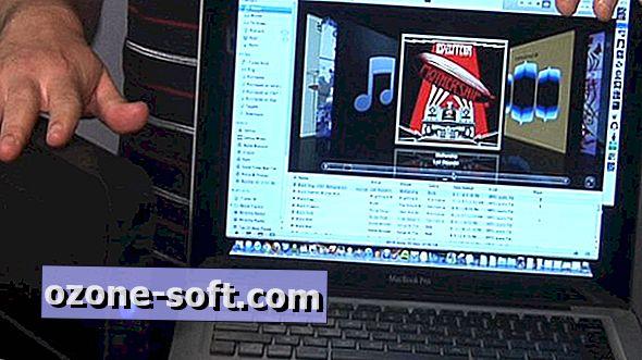 Een iTunes-bibliotheek verplaatsen naar een externe schijf