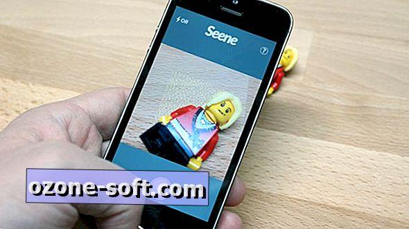 سين يخلق صور ثلاثية الأبعاد على جهاز iPhone الخاص بك