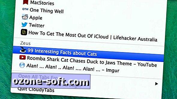วิธีเปิดแท็บ iCloud ใน Chrome, Firefox บน Mac