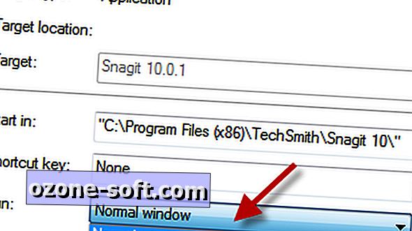 Hogyan lehet automatikusan elindítani a Windows-ban minimalizált programot