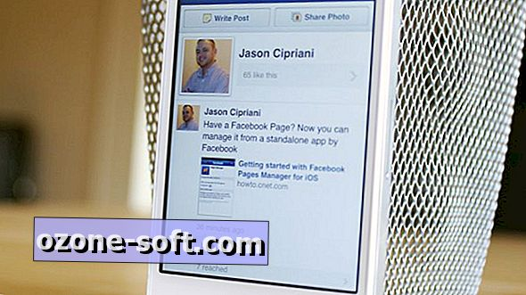 Facebooki lehtede halduri alustamine iOS-i jaoks