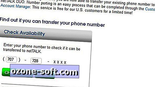 NetTalk ทำให้การโอนสายโทรศัพท์พื้นฐานของคุณเป็นเรื่องง่าย แต่เก็บหมายเลขโทรศัพท์ไว้