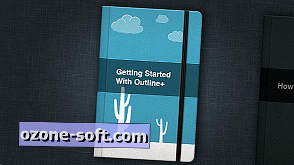 Erste Schritte mit der iPad-App mit Notizfunktion Outline +