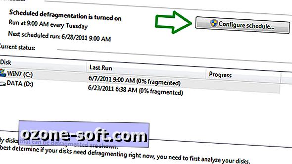 Az új lemezek automatikus eltávolítása a Windows 7 rendszerben