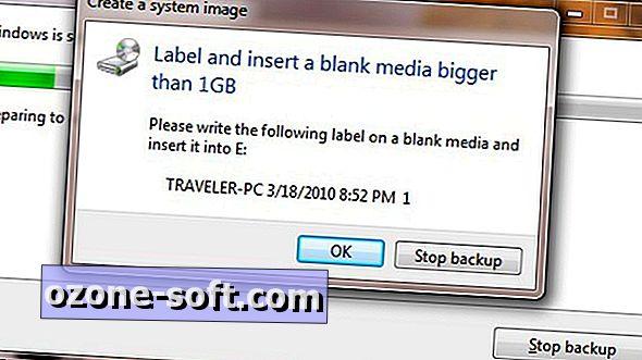 Tiện ích sao lưu miễn phí vượt trội hơn so với trình tạo đĩa tích hợp của Windows 7