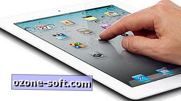 Sådan opsættes og optimeres din helt nye iPad