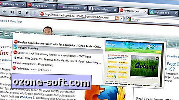 Prečo sa objaviť nové tabuľky Firefoxu 3.6