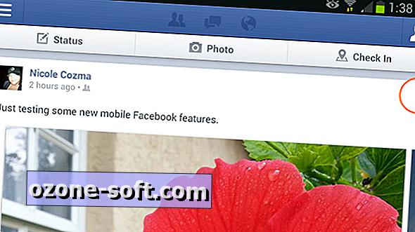 Muuda ühiskasutatavate postituste privaatsusseadeid Facebookis Androidis