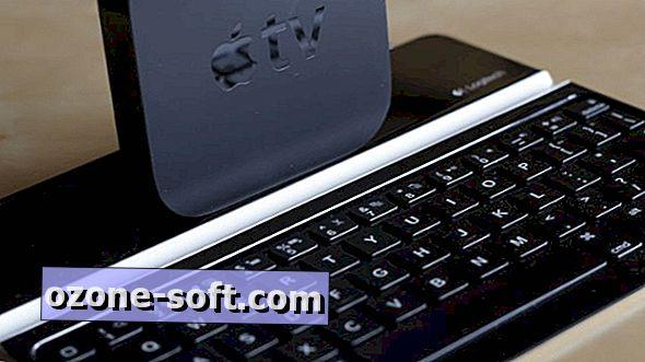 Zum Koppeln steuern Sie Ihr Apple TV mit einer Bluetooth-Tastatur