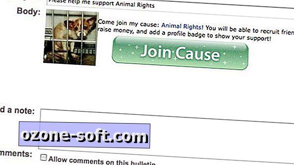 10 hodných aplikací pro uživatele služby MySpace