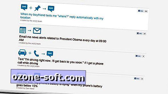 Automatiser din Android-enhed med på {x}
