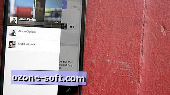 Aggiungi, gestisci più profili Google+ nell'ultimo aggiornamento di Android