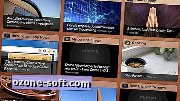 Erste Schritte mit der Mac RSS-App MixTab