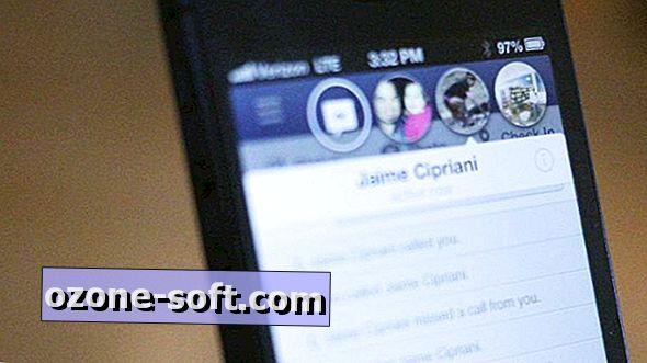 Kuidas aktiveerida Facebooki vestluspead oma iOS-seadmes