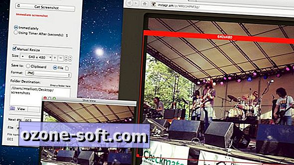 Machen Sie präzise Bilder auf einem Mac mit Precise Screenshot