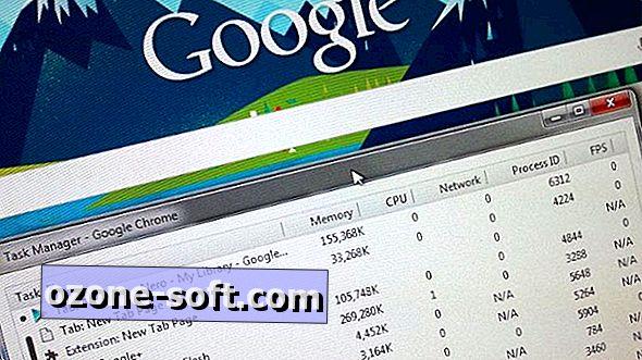Kā pārbaudīt Chrome paplašinājumu atmiņas izmantošanu
