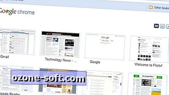 Temaer støtte nå lar deg reskin Chrome