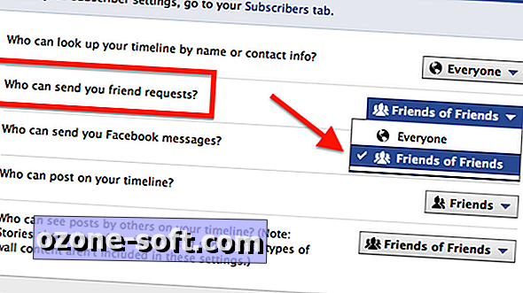 Hogyan lehet korlátozni a véletlenszerű Facebook barátok kéréseit