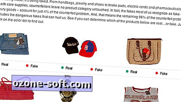 Come evitare i siti che vendono articoli contraffatti