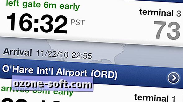 Fem flygresor apps för semester helgen