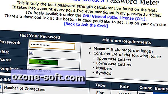 Kako provjeriti snagu vaših lozinki
