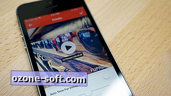 A Flipagram segítségével készíthet videókat a fényképek segítségével