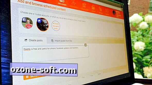 Zaplanuj wpisy na Facebooku i Twitterze za pomocą Postfity