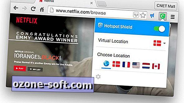 Crea rapidamente una VPN con l'estensione del browser Hotspot Shield