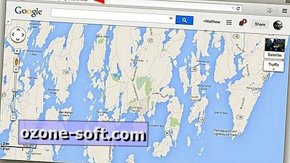 Juhised klassikalise Google Mapsi otsetee juurde