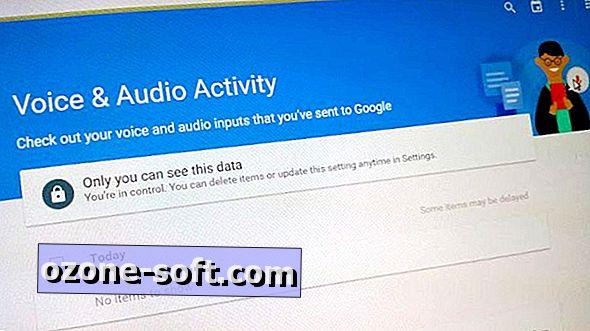 Google को अपनी आवाज़ ट्रैक करने से रोकें