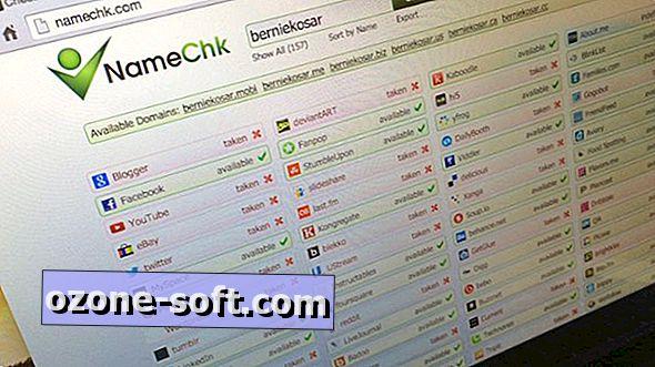 Nome verificar um nome de usuário com NameChk