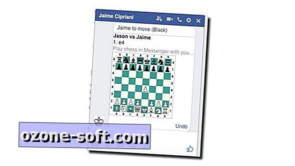 Mängi Chess Facebook Messengeris selle salajase käsu abil