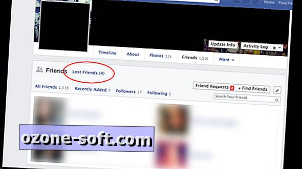 รับการแจ้งเตือนเมื่อมีคนเลิกเป็นเพื่อนกับคุณบน Facebook