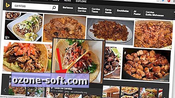 Mit der neuen Bildersuche von Bing finden Sie ein Rezept nach Bildern