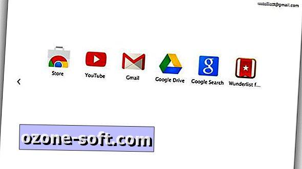 Chrome'i vana uue vahelehe taastamine