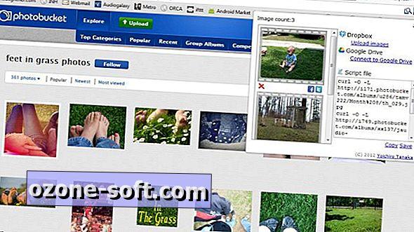 Lejupielādējiet visus attēlu failus no jebkuras Web lapas