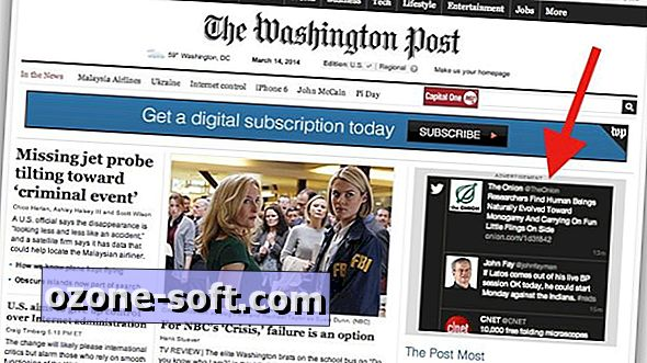Разширението за Chrome превръща рекламите в емисии в социалните медии