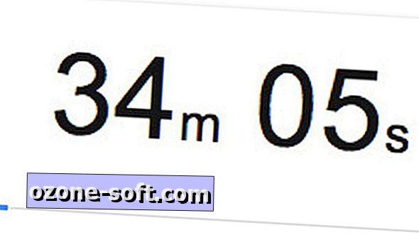 Utiliser la recherche Google pour définir une minuterie